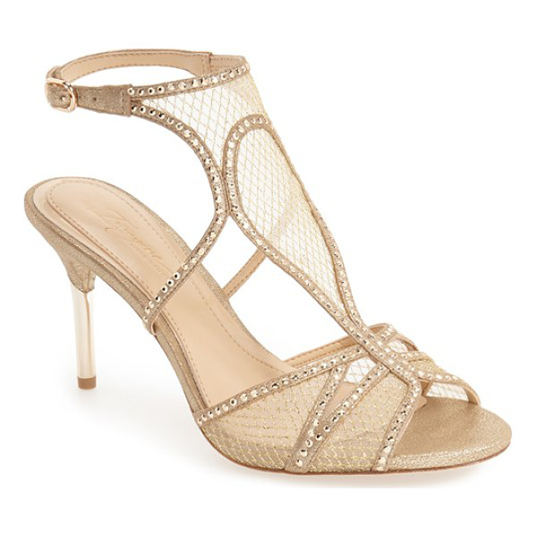 IMAGINE BY VINCE CAMUTO 'pember' sandal - Faceted crystals highlight the curvy straps of a glamorous...