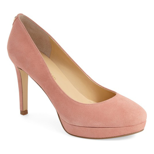 IVANKA TRUMP kimo platform pump - With curves in all the right places, this stunning...