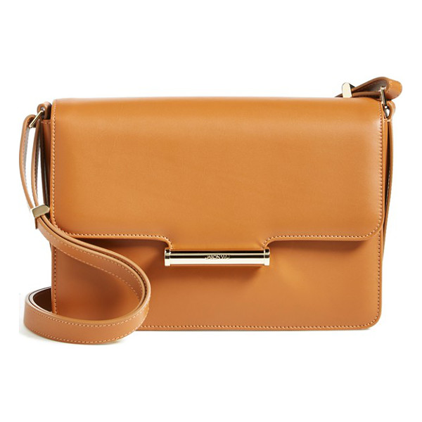 JASON WU Diane calfskin leather crossbody bag - Campus-inspired minimalism plays up the modern...