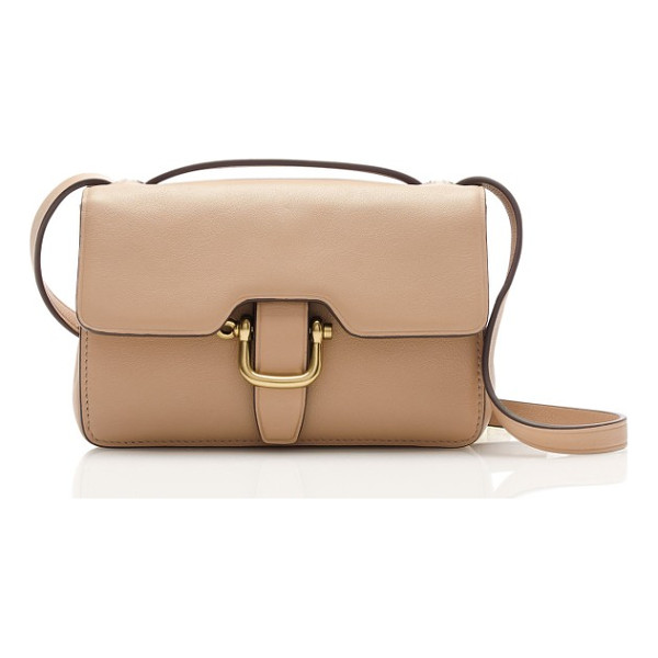 J.CREW edit bag - J.Crew sized down its newest leather bag so that it...