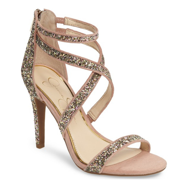 JESSICA SIMPSON ellenie sandal - Complete your date-night ensemble with this strappy sandal