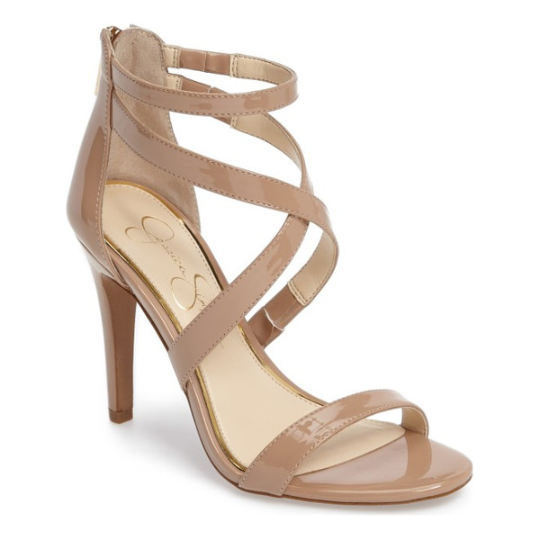 JESSICA SIMPSON ellenie sandal - Complete your date-night ensemble with this strappy sandal...