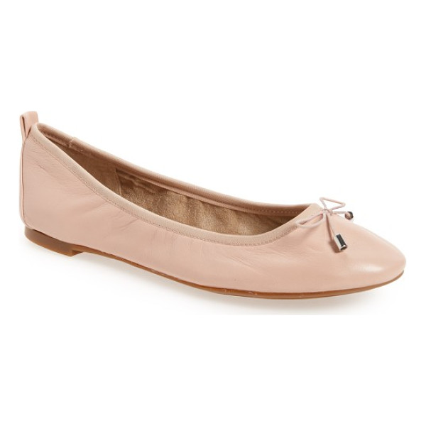 JESSICA SIMPSON nalan ballet flat - Glittering crystals lend eye-catching sparkle to a classic...