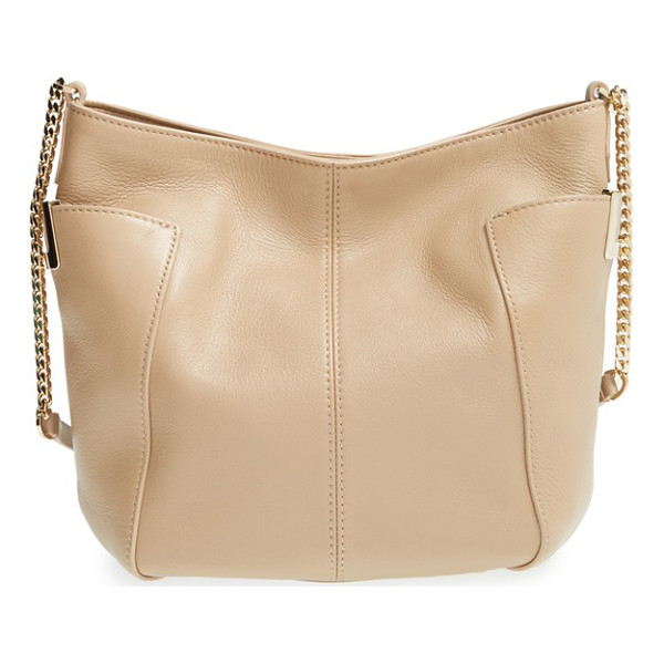 JIMMY CHOO Small anabel leather crossbody bag - A sized-down take on an iconic Jimmy Choo style is cast in...