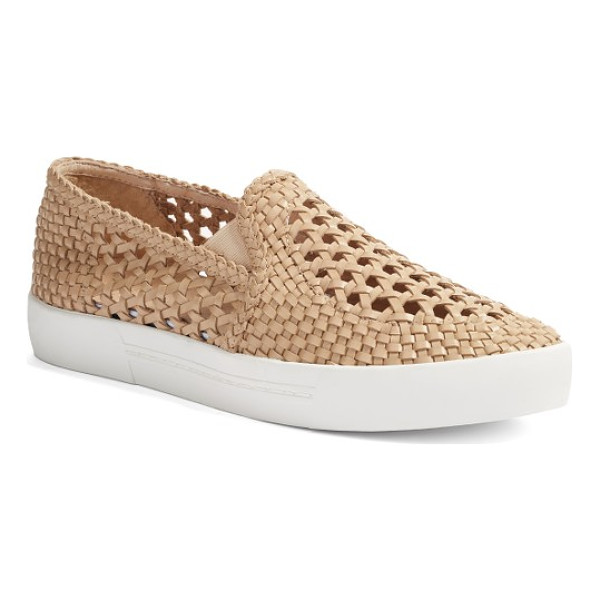 JOIE dewey slip-on sneaker - Get in on this season's athleisure trend with this slip-on...