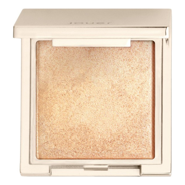 JOUER powder highlighter - What it is: A creamy powder highlighter that stays put and...