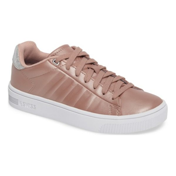 K-SWISS court frasco sneaker - Inspired by 50 years of K-Swiss court style, this stylish...