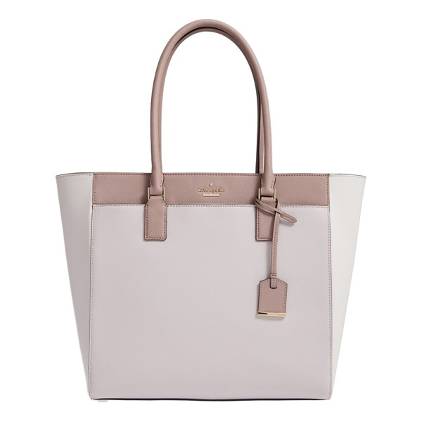 KATE SPADE NEW YORK 'cameron street - A padded center-zip compartment keeps your laptop secure in...