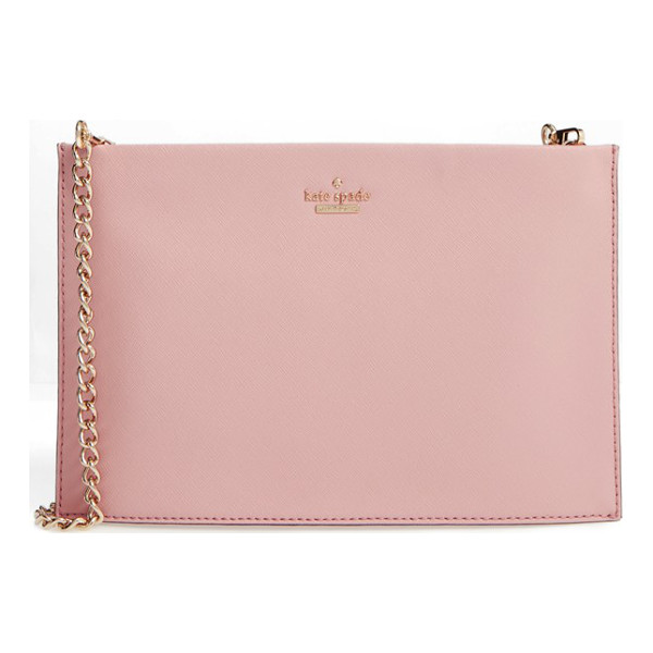 KATE SPADE NEW YORK cameron street - With its super-slim profile and optional chain-link strap,...