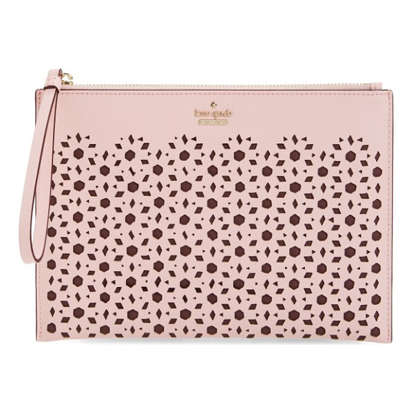 KATE SPADE NEW YORK cameron street - With its slim profile and attached wrist strap, this pouch...
