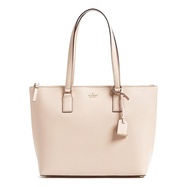 KATE SPADE NEW YORK 'cameron street - Crosshatched leather and a classic silhouette make the...