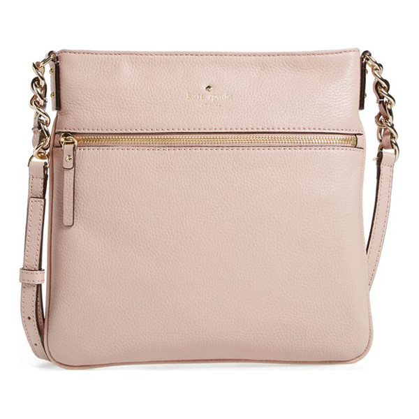 KATE SPADE NEW YORK Cobble hill - Clean, uncomplicated lines and a chain-embellished shoulder...