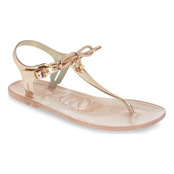 KATE SPADE NEW YORK fanley thong sandal - Perfect for poolside or lazy days at the beach, this...