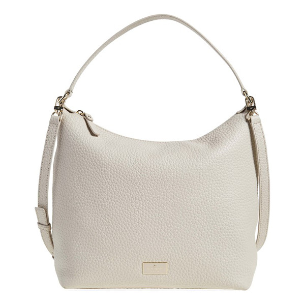 KATE SPADE NEW YORK Prospect place - Clean lines and a subtly slouchy silhouette define a...