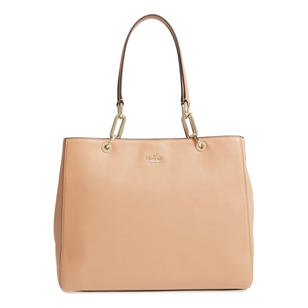 KATE SPADE NEW YORK robson lane - Keep your look pretty and polished with this leather bag...