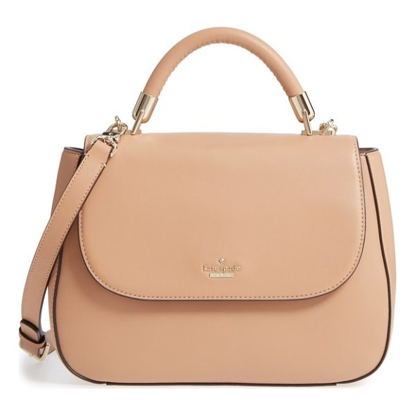 KATE SPADE NEW YORK robson lane - An optional, adjustable strap and top handle make it a...