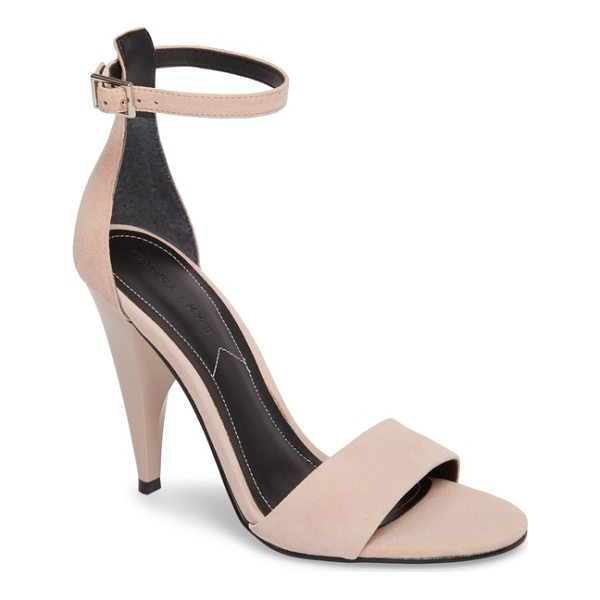 KENDALL + KYLIE emilee sandal - A pointy cone-shaped heel adds a bit of avant-garde,...