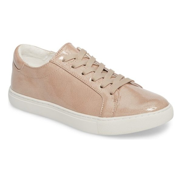 KENNETH COLE kam techni-cole sneaker - A striking platform sneaker perfectly punctuates your...