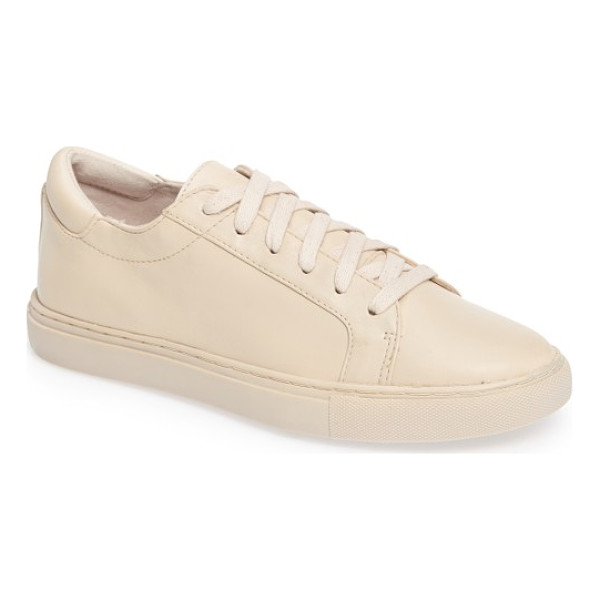 KENNETH COLE NEW YORK 'kam' sneaker - A sleek, streamlined platform sneaker perfectly punctuates