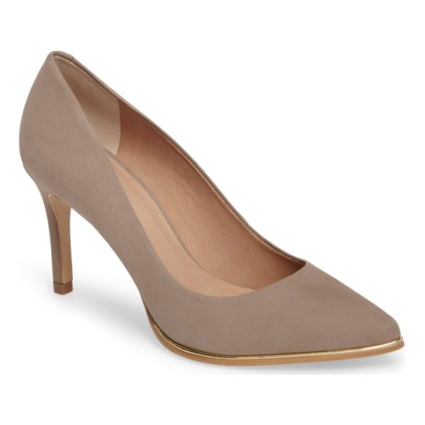 KLUB NICO rafaela pump - This essential pointy-toe pump is primed to go from office...