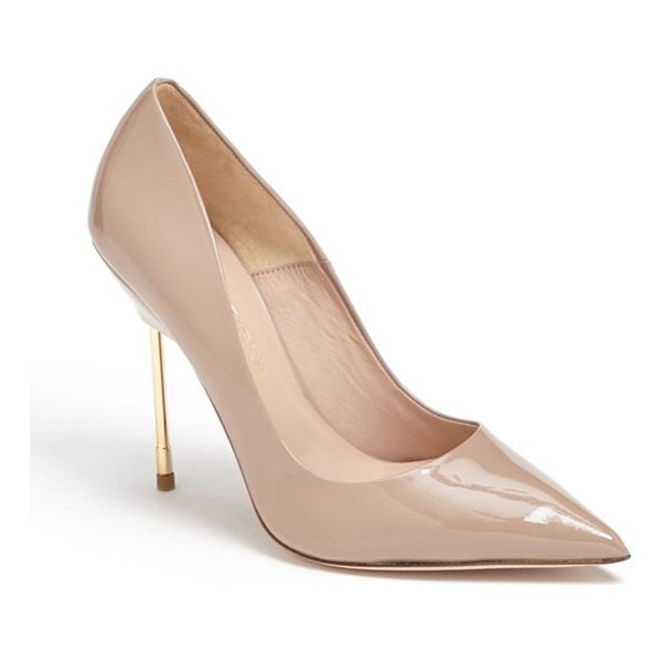 KURT GEIGER LONDON britton pump - Named after East London's Britton Street, where the label's...