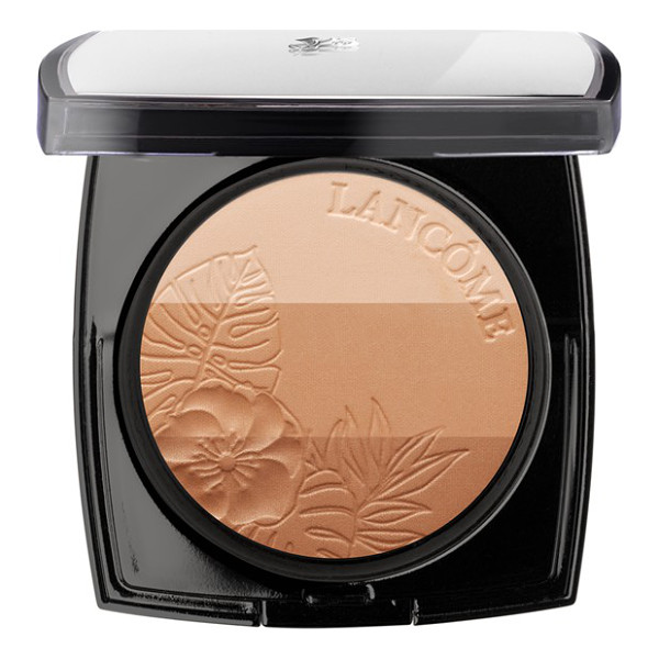 LANCOME Belle de teint power glow bronzer trio - This trio of complementary, shimmering, glowing bronzers by...