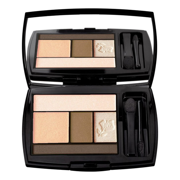 LANCOME color design eyeshadow palette - What it is: An all-in-one five-shadow palette that...