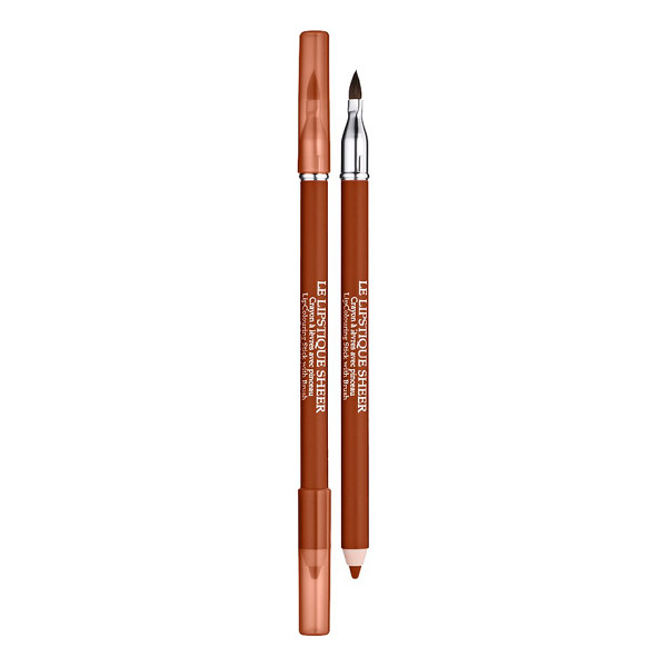 LANCOME le lipstique dual ended lip pencil with brush - What it is: Two tools in one: a soft, creamy, waterproof...
