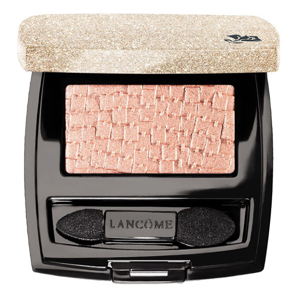 LANCOME petit tresor eyeshadow - What it is: A beautiful golden glittered case encloses a...
