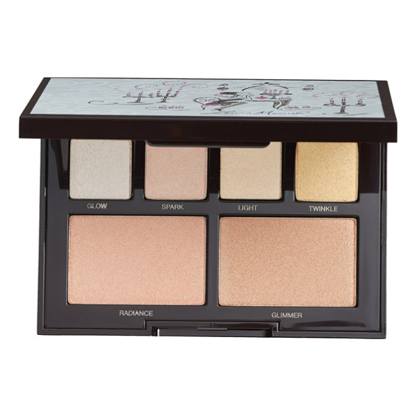 LAURA MERCIER Candleglow luminizing palette - This light-infused, dimensional palette by Laura Mercier...