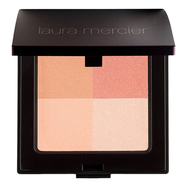LAURA MERCIER illuminating powder quad - Each compact contains four different shades in one color