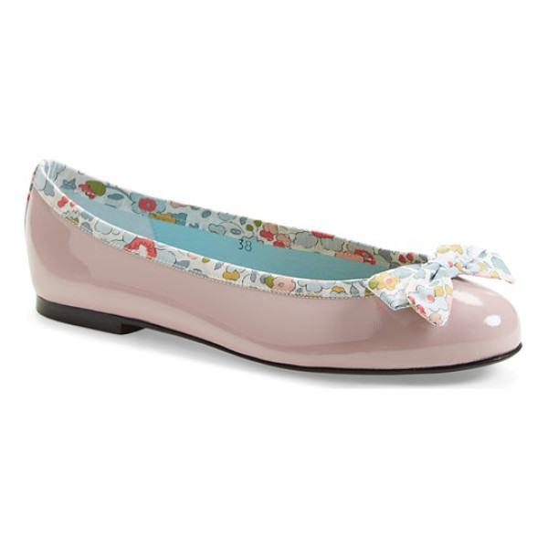 LONDON SOLE liberty print ballet flat - In an exclusive collaboration with Liberty of London,...