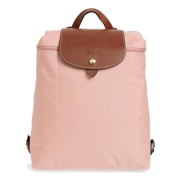 LONGCHAMP 'le pliage' backpack - Strap on a stylish standby with a durable, water-resistant...