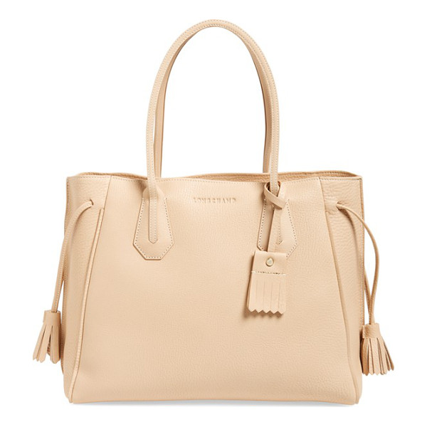 LONGCHAMP Penelope tote - Born from a fusion of styles and Longchamp know-how, the...