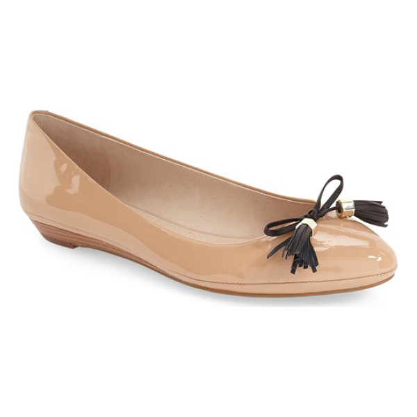 LOUISE ET CIE aradella pointy toe flat - Modern sensibility meets classic sophistication in this...