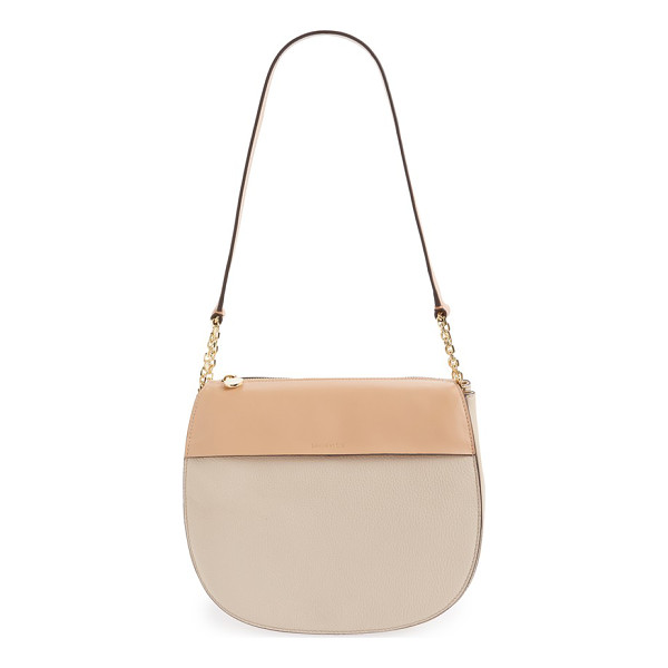 LOUISE ET CIE Fae shoulder bag - Clean equestrian-inspired curves add a vintage flourish to...