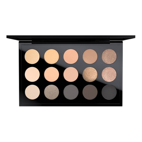 MAC mac in the flesh times 15 eyeshadow palette - What it is: A palette of 15 exquisite shades of...