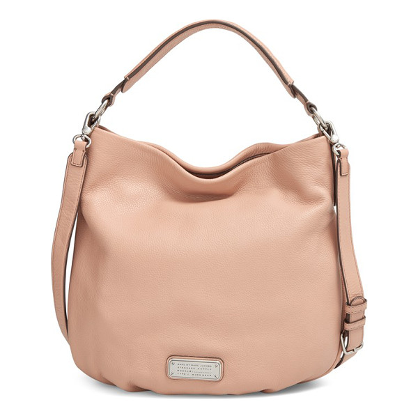 MARC BY MARC JACOBS New q hillier hobo - Everything you love about the Classic Q Hillier-the slouchy...