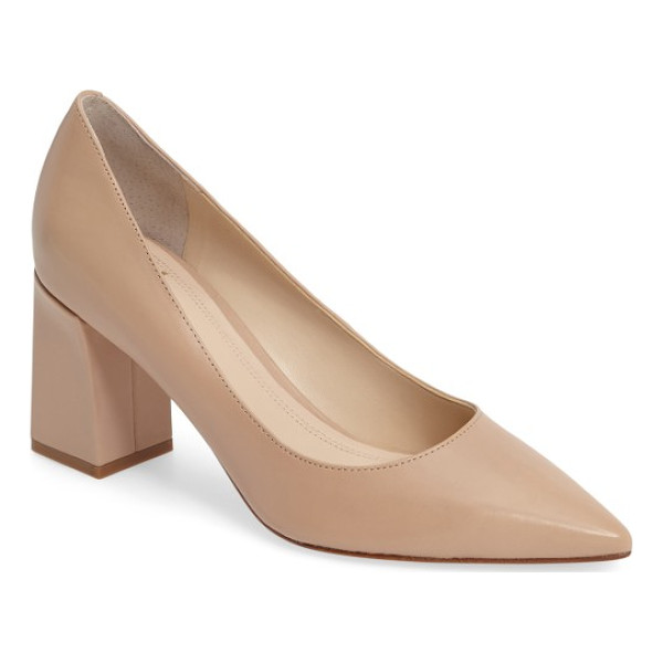 MARC FISHER LTD 'zala' pump - Clean lines highlight the timeless appeal of a classic pump