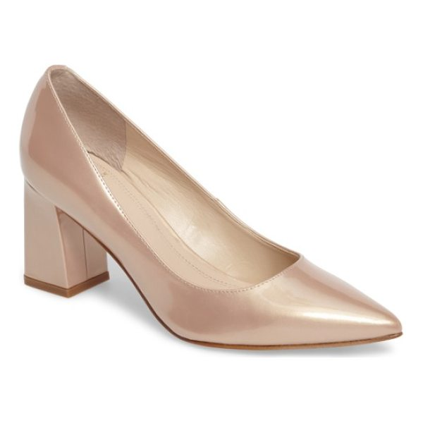 MARC FISHER LTD 'zala' pump - Clean lines highlight the timeless appeal of a classic pump...