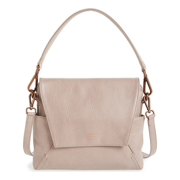 MATT & NAT Minka faux leather shoulder bag - Committed to crafting fashionable bags using eco-friendly...