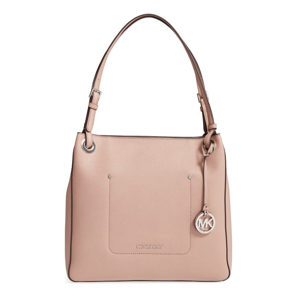 MICHAEL MICHAEL KORS medium walsh leather tote - Refresh your around-town style with a structured tote...