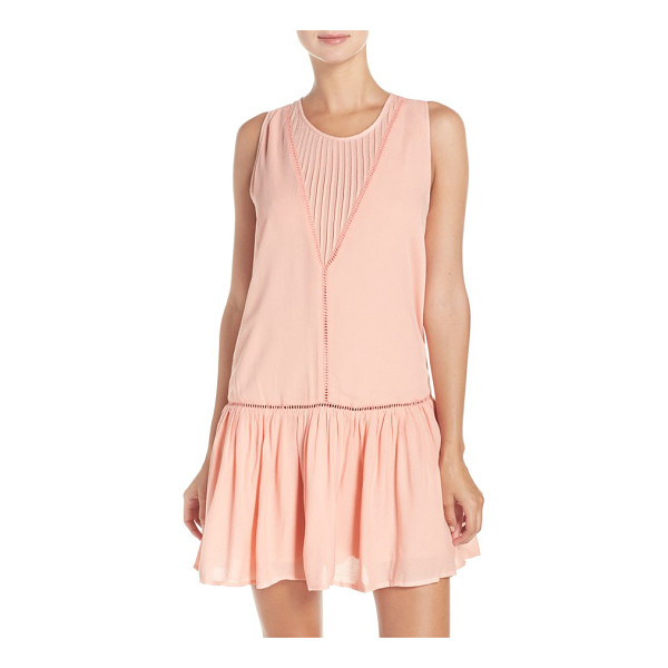 MINKPINK 'blushing beach' cover-up dress - Embody by-the-sea ease when covering up your swimwear in...