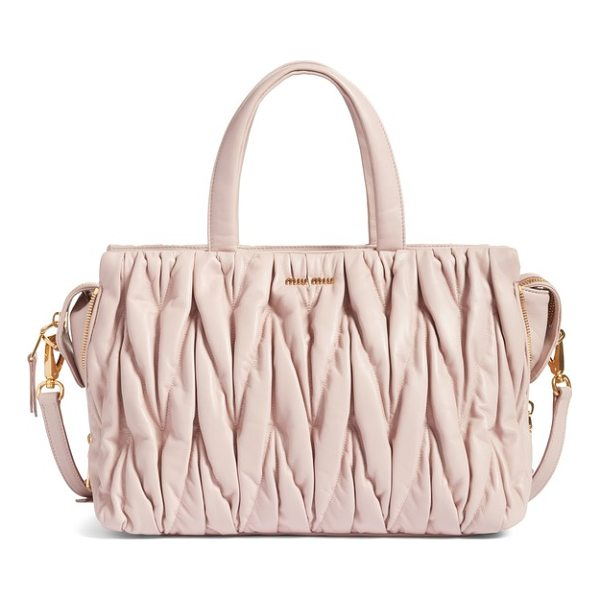 Miu Miu Top Handle Satchel