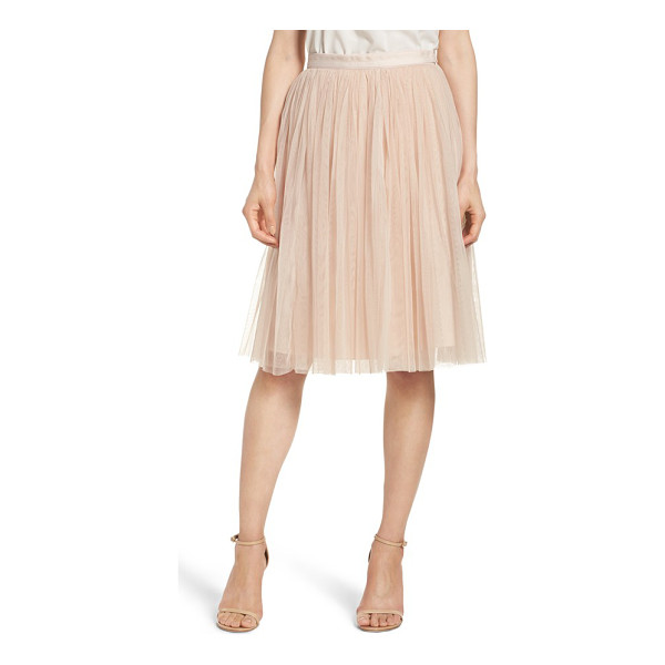NEEDLE & THREAD tulle skirt - Party ready in ballet-inspired layers of frothy tulle.