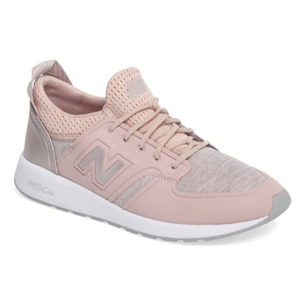 NEW BALANCE '420' sneaker - Vintage-inspired style defines an easy, laid-back sneaker...