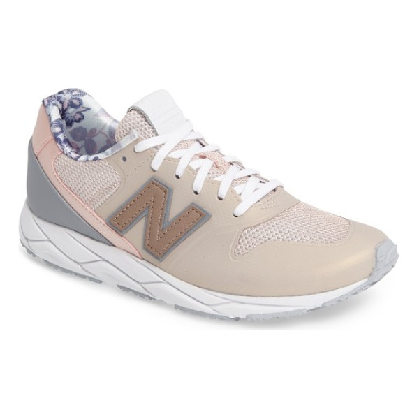 NEW BALANCE sporty style 420 sneaker - An iconic silhouette from New Balance gets a modern update...