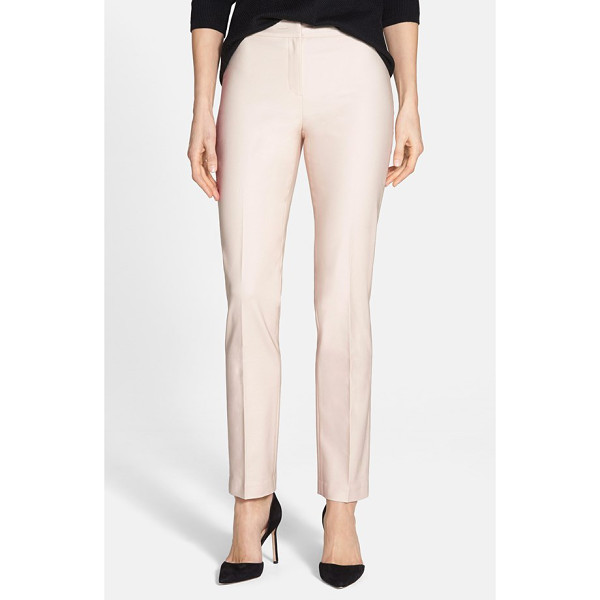 NIC+ZOE the perfect ankle pants - Versatile stretch-woven pants offer everyday polish in a...