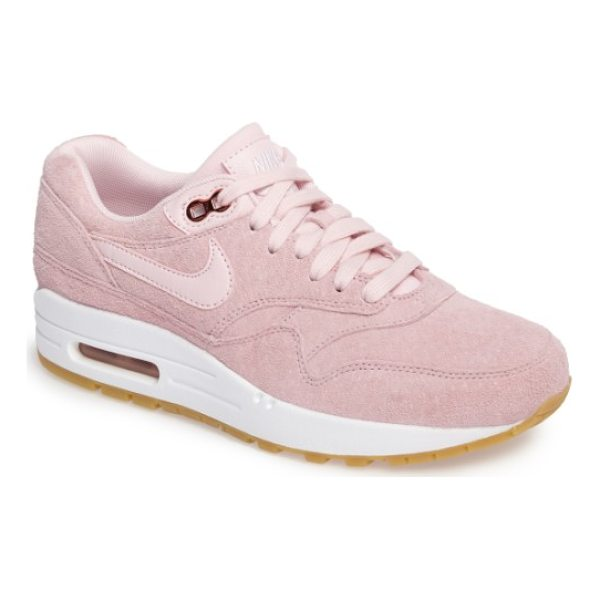 NIKE air max 1 sd sneaker - A Max Air unit at the sole adds lightweight cushioning-and...