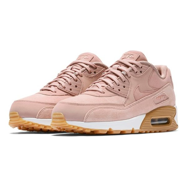 NIKE air max 90 se sneaker - Fresh color combos add a cool twist to an iconic sneaker...